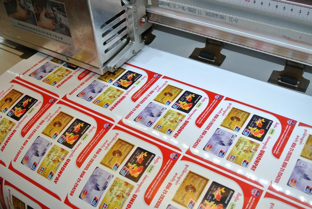 High Quality Vinyl Printing